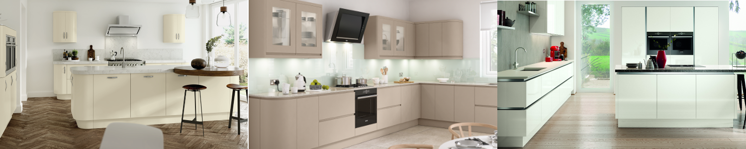 Urban Modern Kitchens Banner